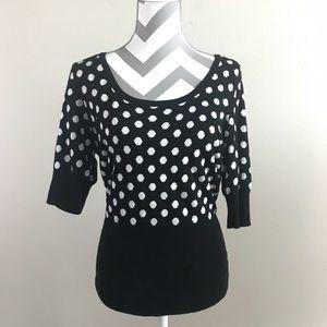 NWT White House Black Market Sweater L